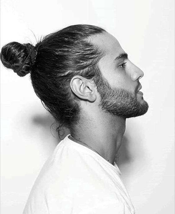 hair styles men long hair the difference neckline beard amp jawline beard 3224 | jawline beard
