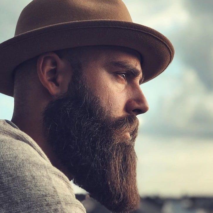stylish beards