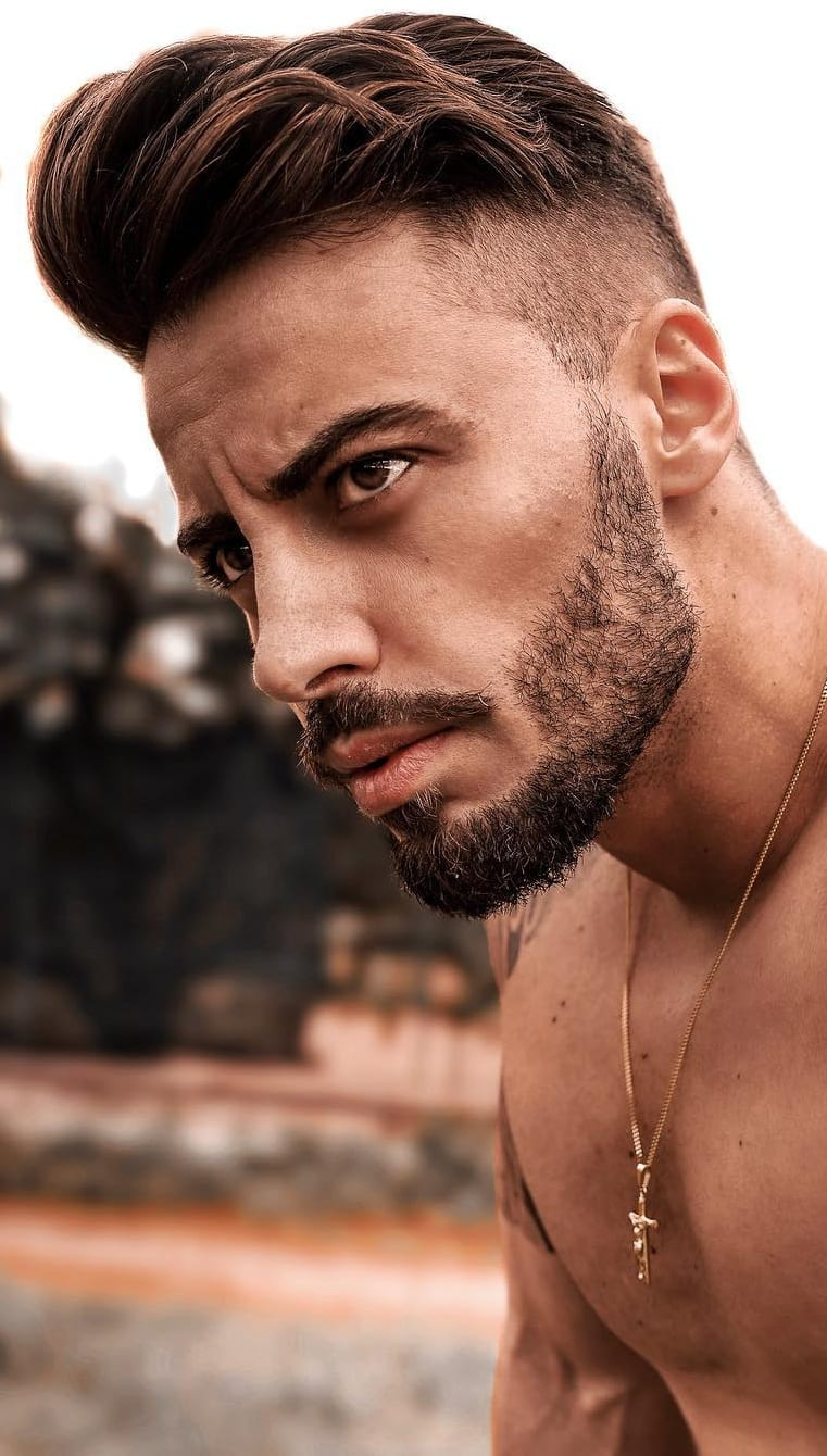 5 Things You Must Know About Medium Stubble Beard.