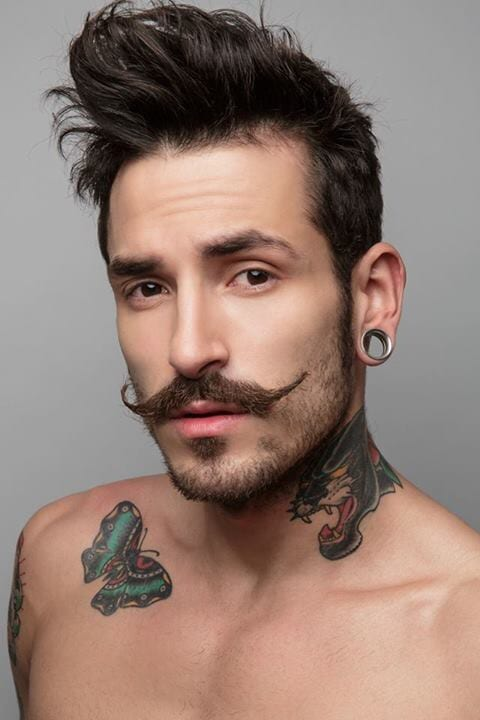 how to grow beard and moustache faster naturally