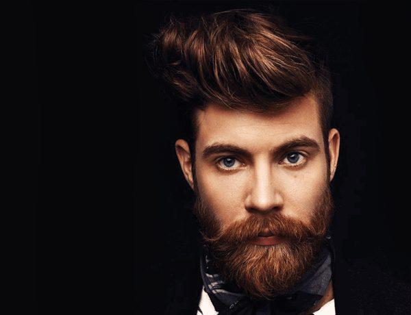 Ducktail Beard Styles - Long Beard Styles