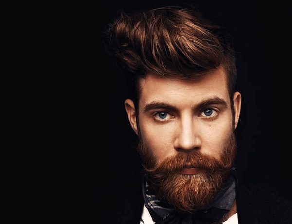 Ducktail Beard Styles - Long Beard Styles