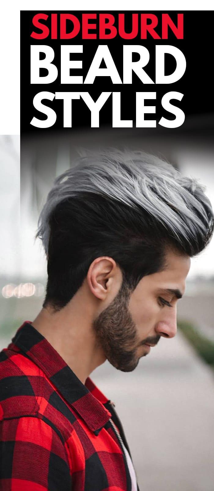 Sideburns For Beards