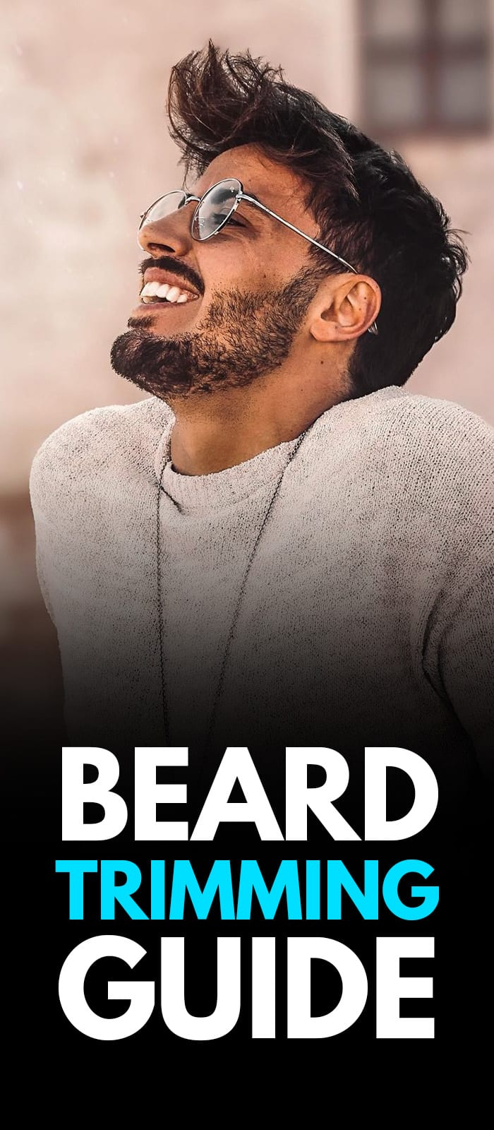 Beard Trimming Guide!