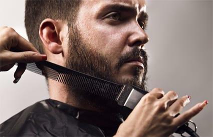 beard-trimming