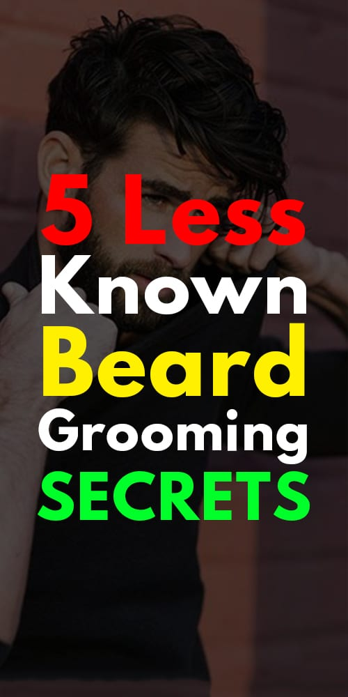 5-Less-Known-Beard-Grooming-Secrets