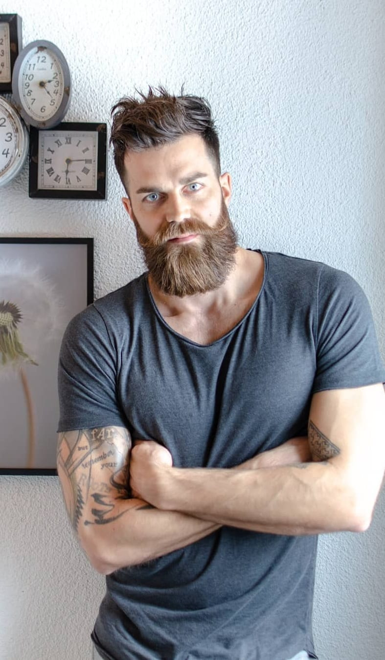 6 Proven Tips For Growing a Fuller Beard.