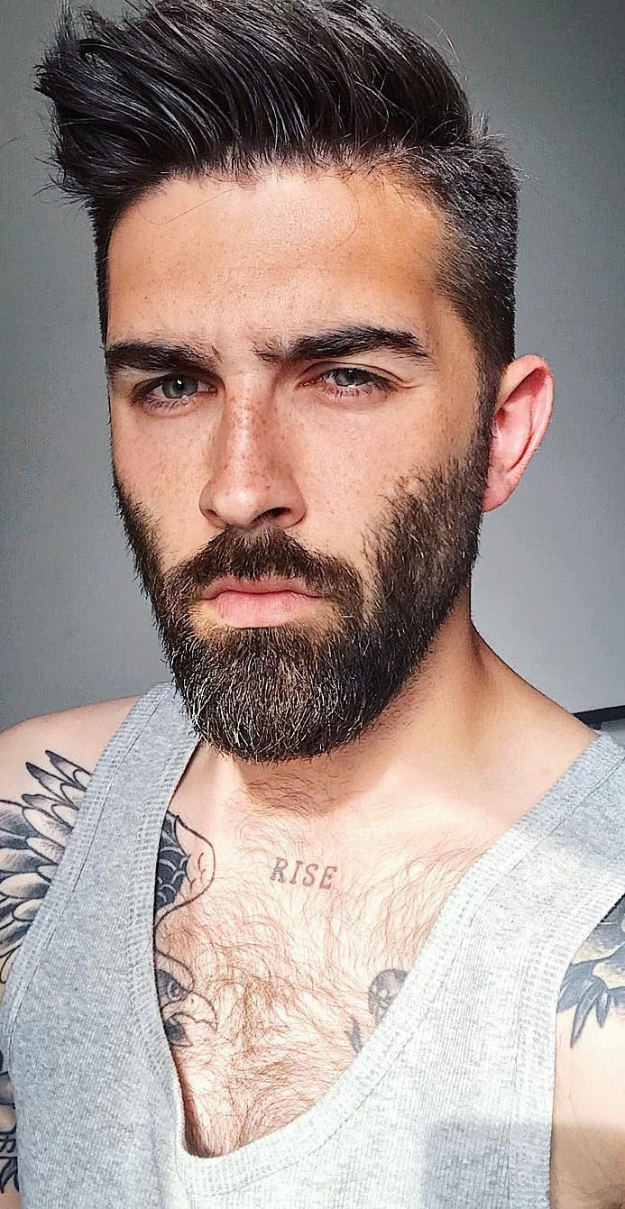 Tips For Growing a Fuller Beard For Men In 2019