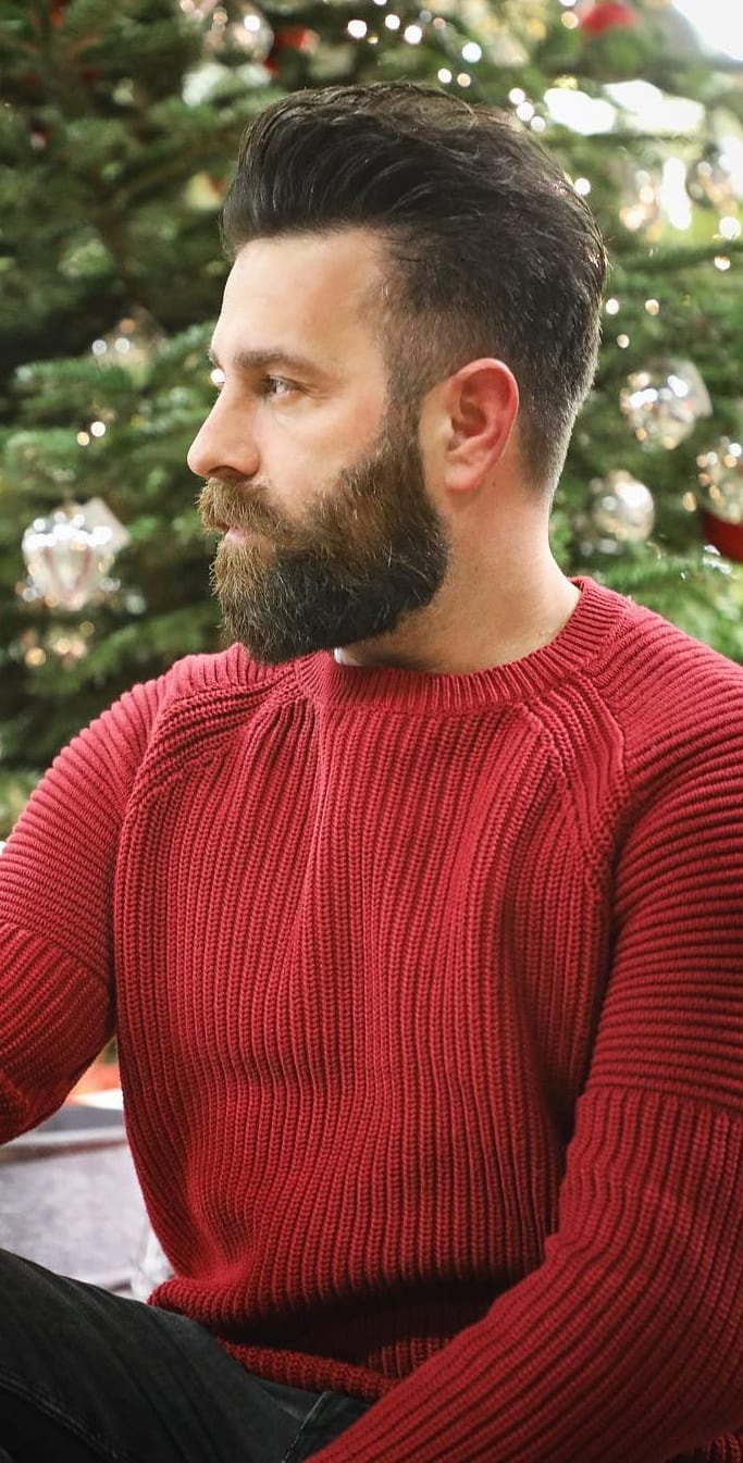 Tips For Growing a Fuller Beard