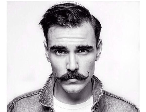 18 Moustache Styles The Official Moustache Guide
