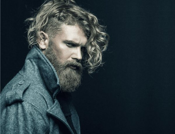 9 Beard Looks For Curly Haired Men!