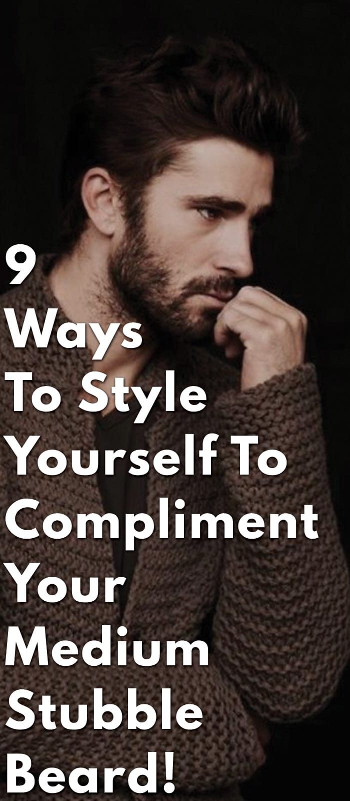 9-Ways-To-Style-Yourself-To-Compliment-Your-Medium-Stubble-Beard!
