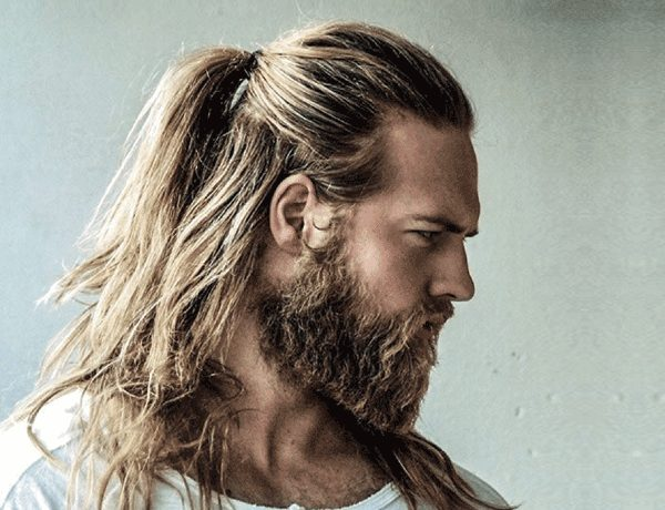Beard Grooming in Real Time
