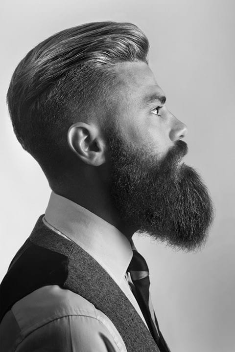 the 5 step beard maintenance program every bearded guy must follow. Black Bedroom Furniture Sets. Home Design Ideas