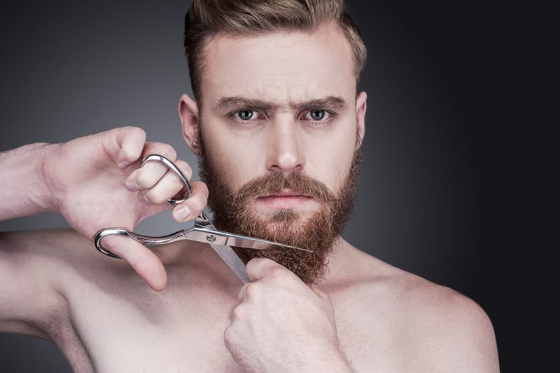 beard-trimming-scissors