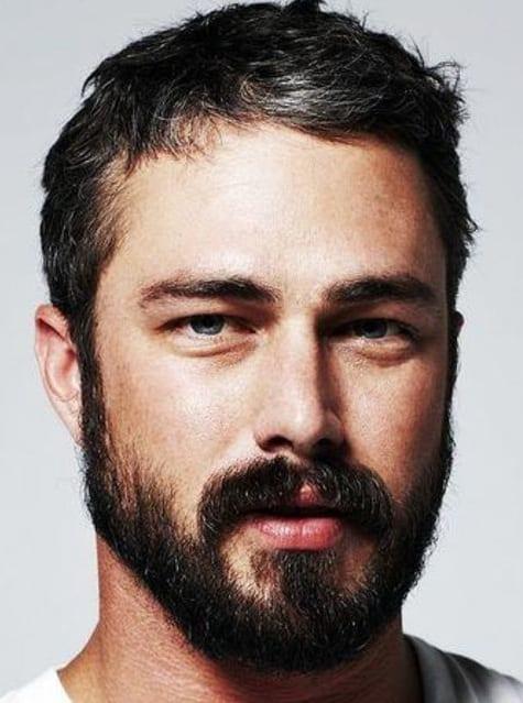 Classic Balbo Beard Style For Men