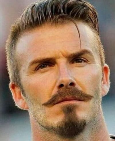 Mustaches To Compliment Your Goatee Beard Style