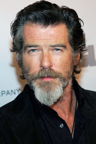 Piecer brosnan van dyke man classy james bond