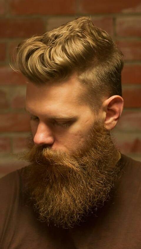 hair-style-for-long-beard
