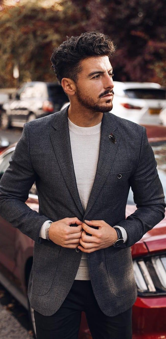 Amazing Beard Styles For Men