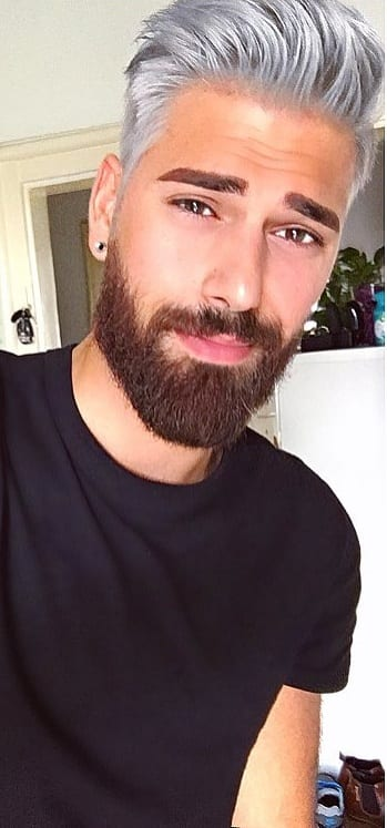 Medium beard styles for men in 2019