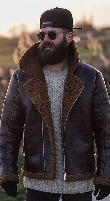 Full Beard Look for Men to try in 2020