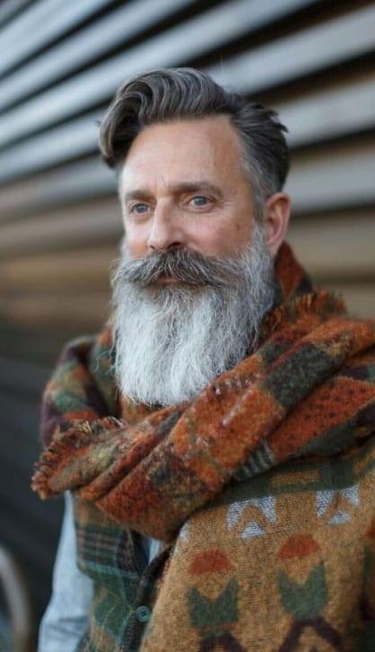 Long Beard Style 2020-Bandholz Beard For Men
