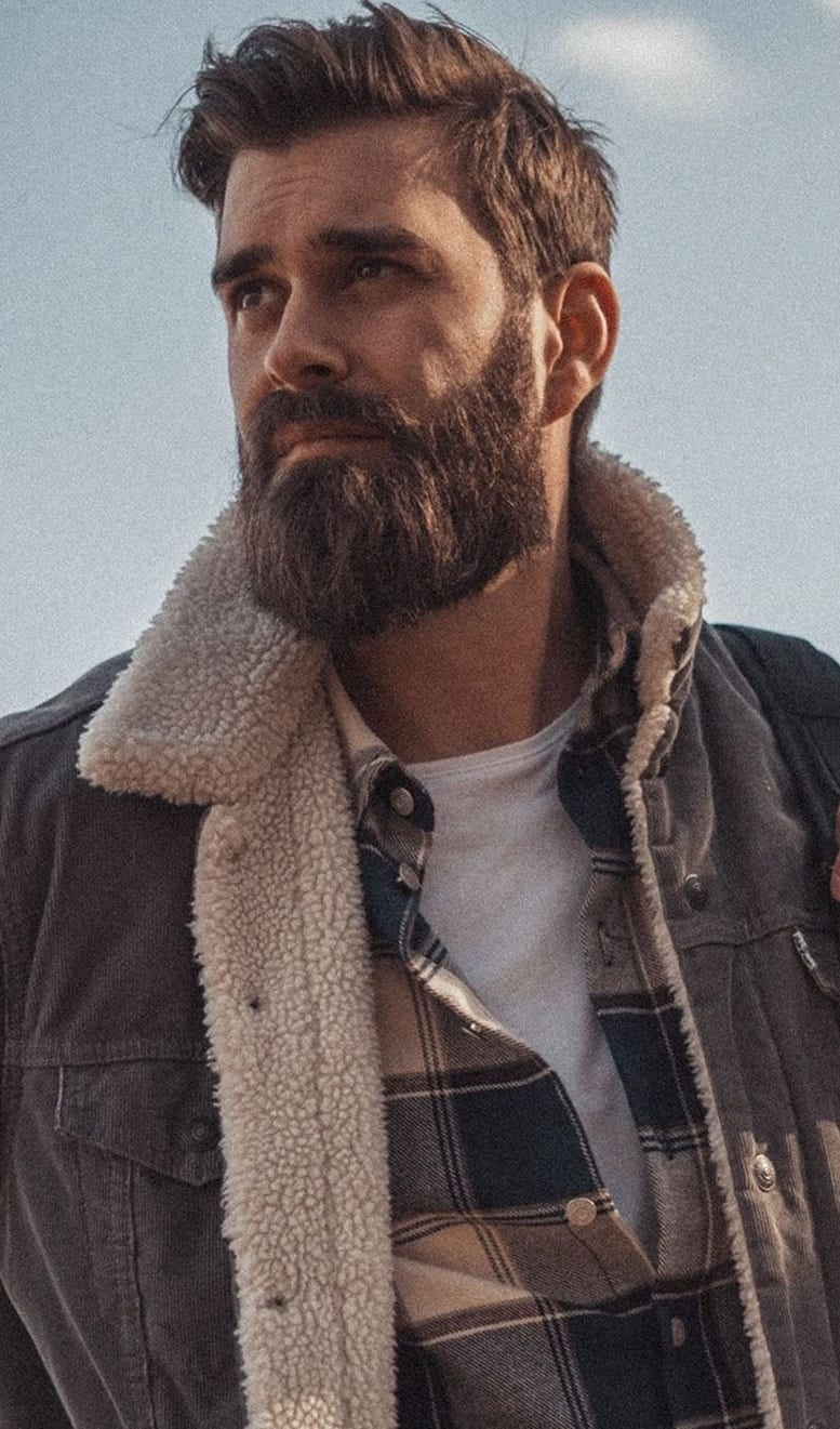 Sexiest Full Beard Styles for Men