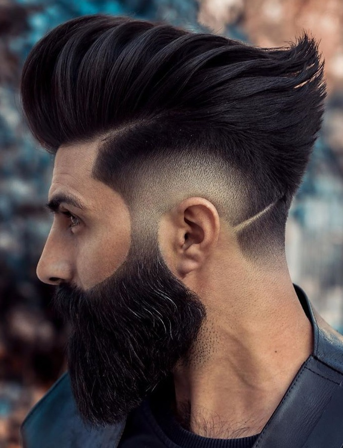 10 Ways to Rock the Bushy Beard