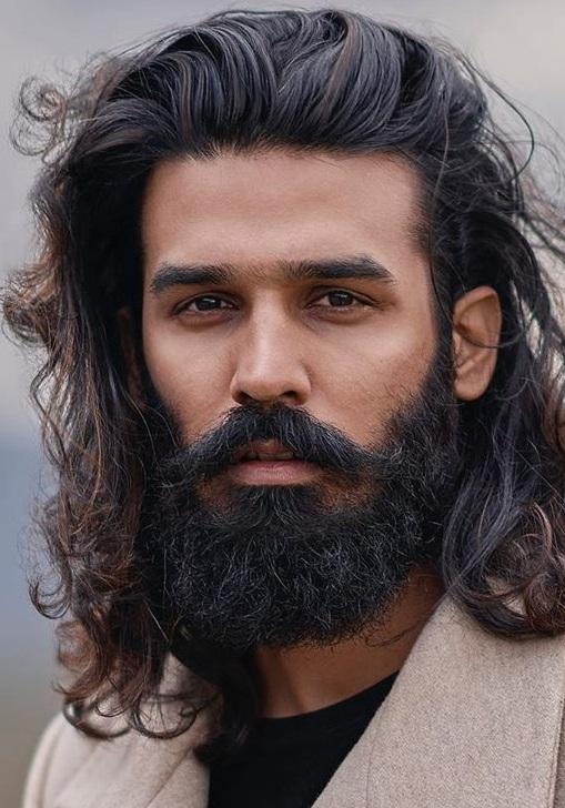 Full Beard Styles 2020