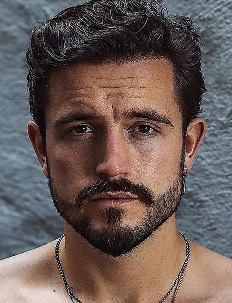 Sexiest Short Beard And Hair combinations