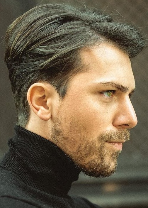 Short Beard And Hair Combinations For Men 2020
