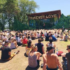Our Eaux Claires Experience: Tips + Tricks for Surviving a Music Festival