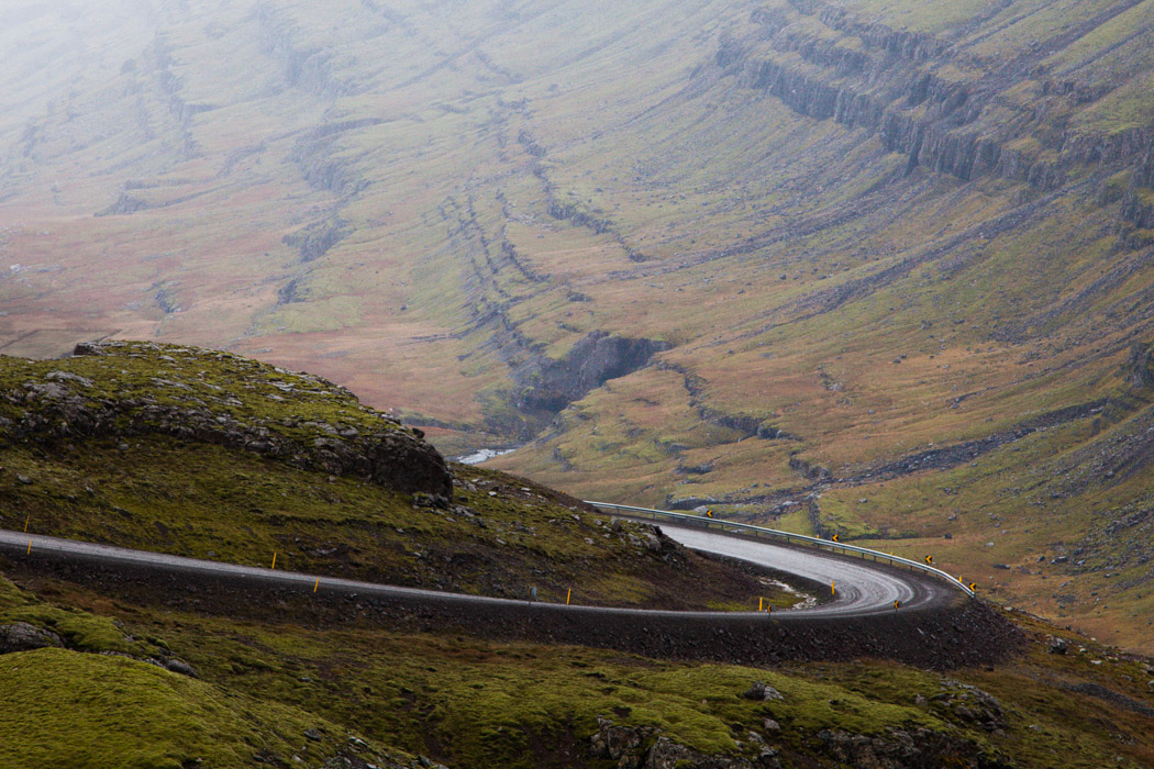 Iceland 6 - Mountain Road