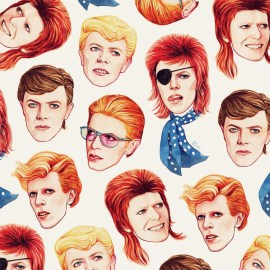 Monday Muse: David Bowie