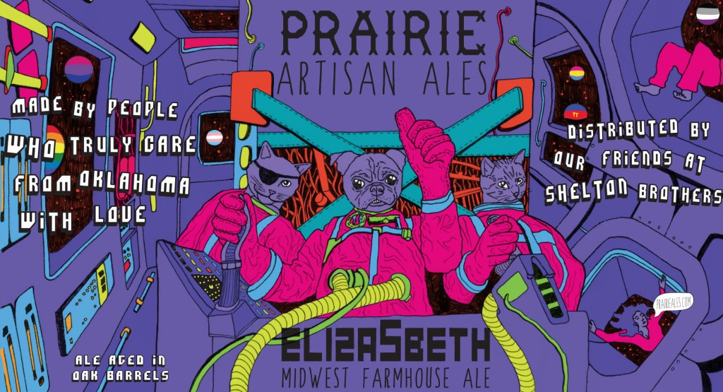 Eliza5eth's amazing artwork. Image Courtesy of: Prairie Artisan