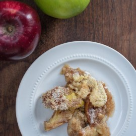 From Granny's Kitchen: Apple Crisp