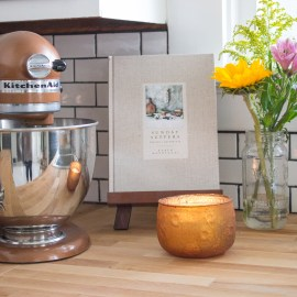 Weekend Project: Stand Mixer Makeover