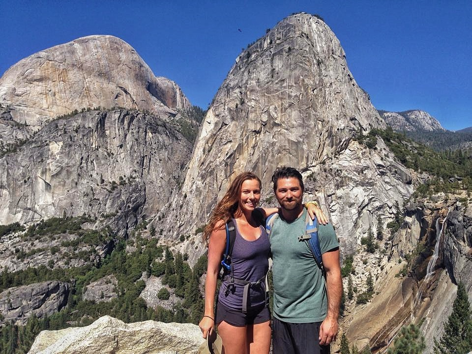 Hiking Guide To Yosemite S Half Dome Beard And Curly