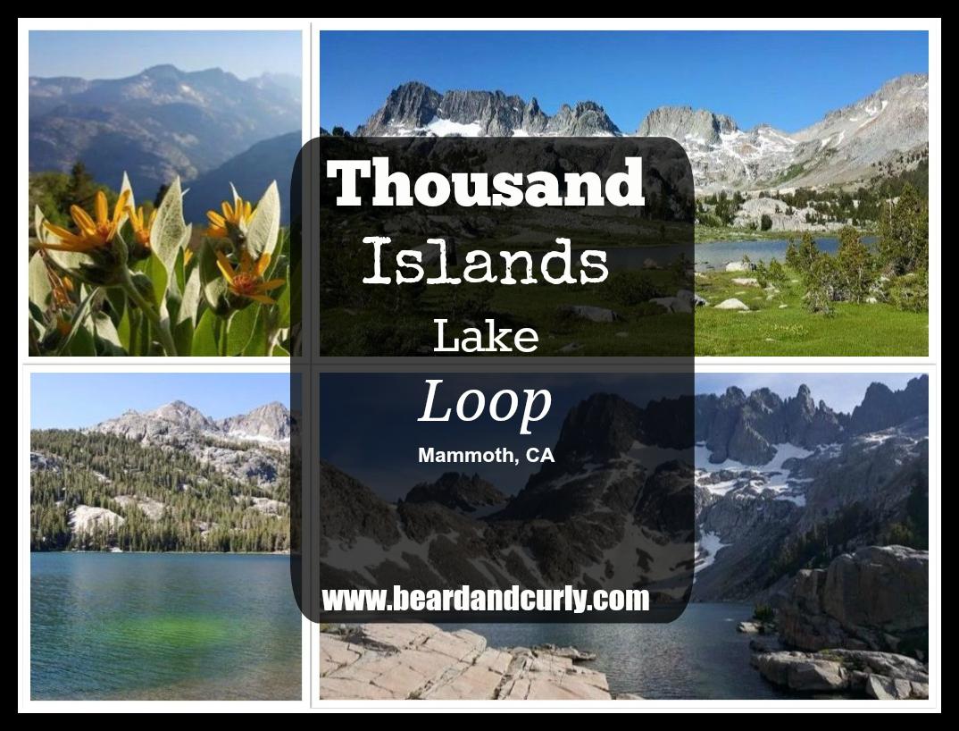 Thousand Island Lake Loop