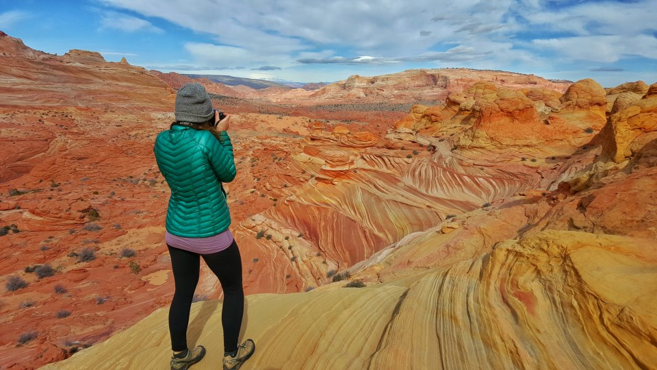 Coyote Butte North, The Wave, Paria Canyon, Utah, Arizona, Kanab, Page