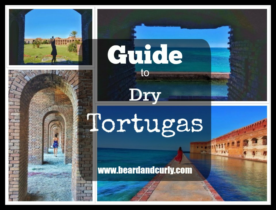Guide to Dry Tortugas, Florida. Check out more at www.beardandcurly.com