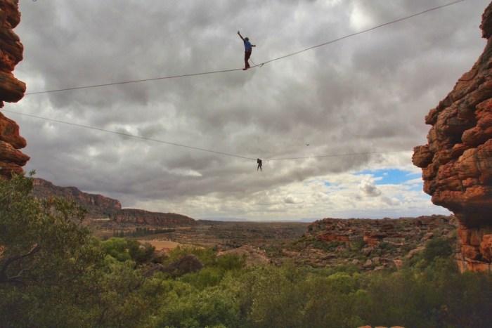 Cederberg Mountains, Oasis Backpackers, Sandrift, Wolfberg Cracks, South Africa