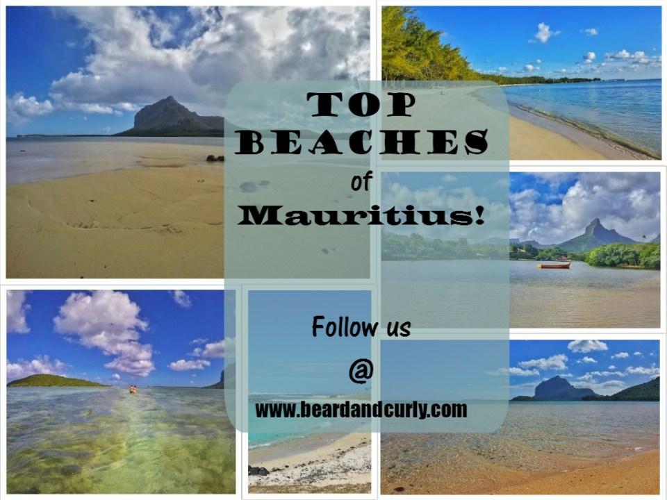 Top Beaches of Mauritius