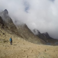 Mount Kenya Hike Self-Guided on a Budget