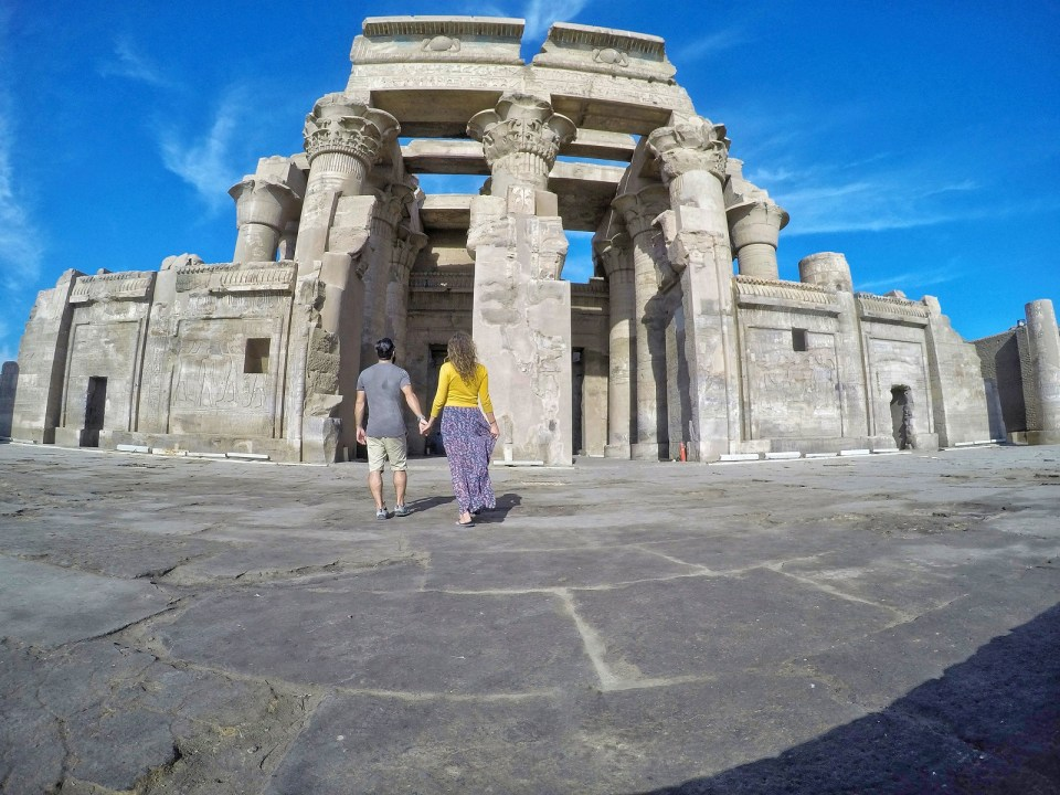 Best of Luxor and Aswan Temples, Egypt. Check out more at www.beardandcurly.com