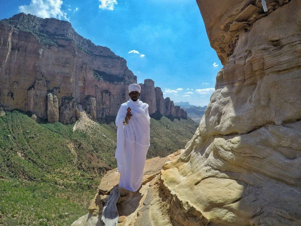 Tigray Rock Hewn Churches. Check out more at www.beardandcurly.com