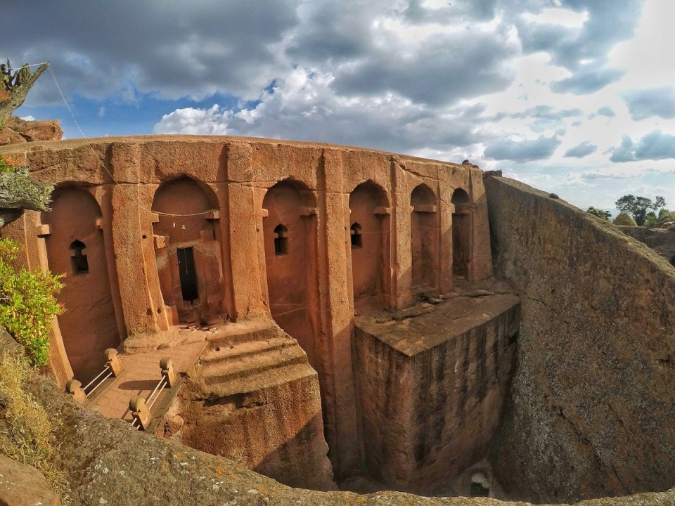 Lalibela Churches and Abuna Yosef Hike. Check out more at www.beardandcurly.com