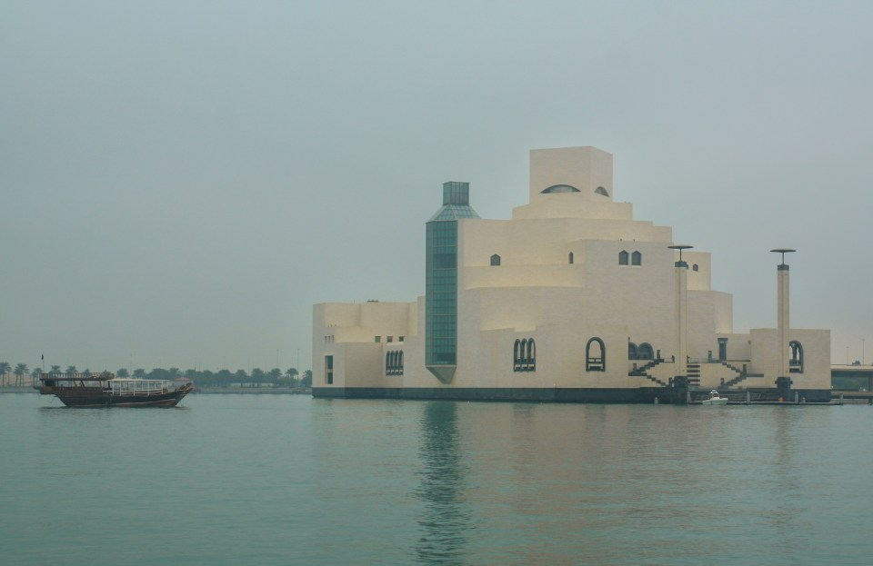 Qatar, One Day in Doha, City Tour. Check out more at www.beardandcurly.com