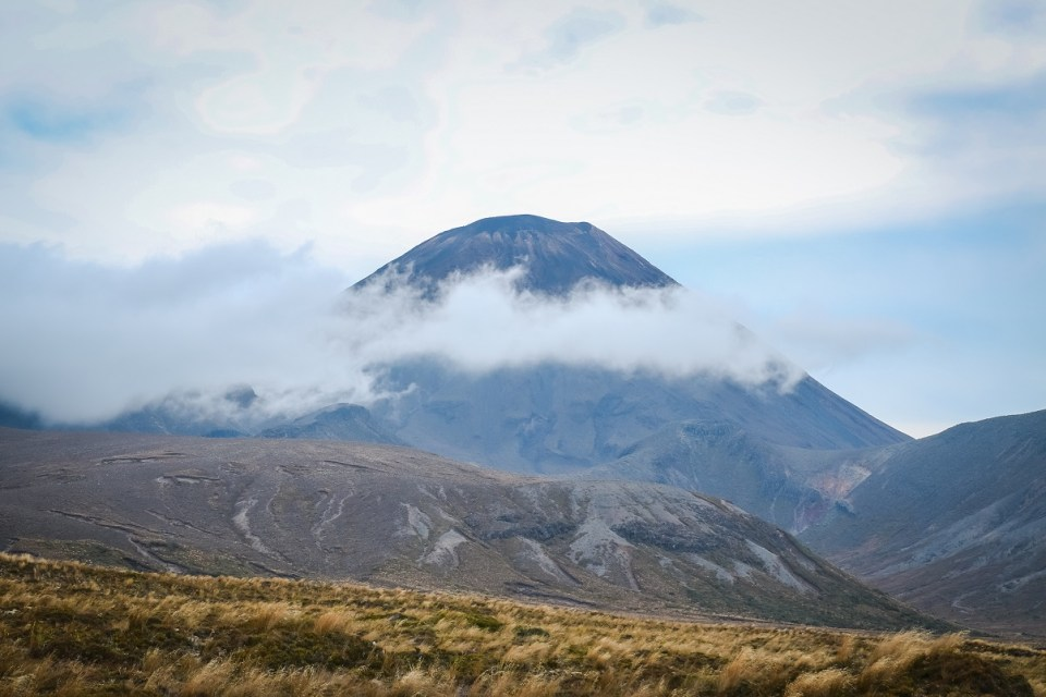 Tongariro Northern Circuit, The Nine Great Walks of New Zealand, Check out more at www.beardandcurly.com